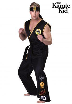 Fantasia Cobra Kai Karate Kid Plus Size – Plus Size Cobra Kai Costume
