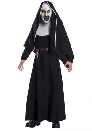 Fantasia Adulto Deluxe a freira – Adult Deluxe The Nun Costume