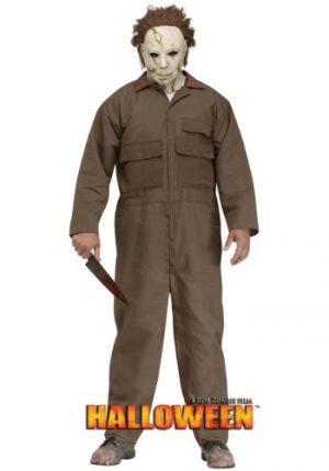Fantasia Halloween Michael Myers – Rob Zombie Halloween Michael Myers Men's Costume