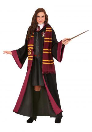 Fantasia Harry Potter Hermione Plus Size – Deluxe Harry Potter Hermione Plus Size Costume