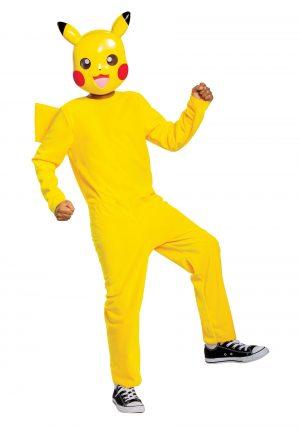 Fantasia Pokémon Pikachu – Pokemon Child Pikachu Classic Costume