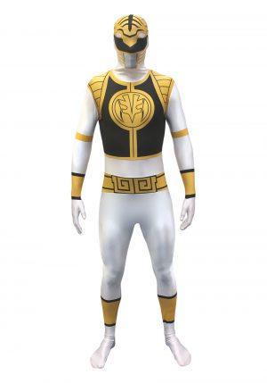 Fantasia Power Rangers Ranger Branco – Power Rangers White Ranger