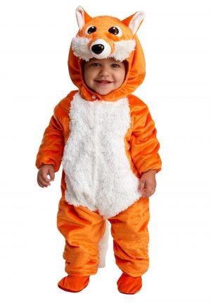 Fantasia Raposa Laranja para bebes – Frisky Fox Infant/Toddler Costume