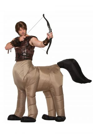 Fantasia adulto inflável de centauro – Inflatable Centaur Adult Costume