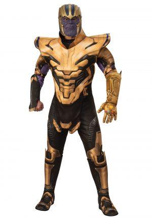 Fantasia da Marvel Vingadores Thanos – Marvel Avengers Endgame Thanos Men's Costume