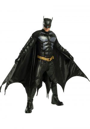 Fantasia de Batman Plus Size – Adult Dark Knight Plus Size Batman Costume