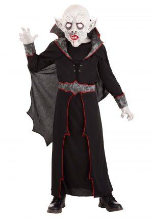 Fantasia de Drácula para Crianças – Kids Dangerous Dracula Costume