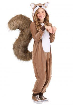 Fantasia de Esquilo Infantil – Scampering Squirrel Costume for Kids