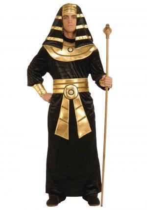 Fantasia de Faraó Plus Size – Plus Size Black Pharaoh Costume