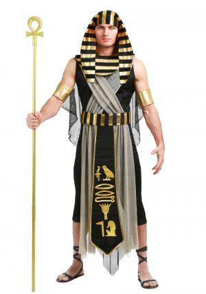 Fantasia de Faraó Plus Size Poderoso – All Powerful Pharaoh Plus Size Men's Costume