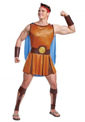 Fantasia de Hercules da Disney – Disney Adult Hercules Costume
