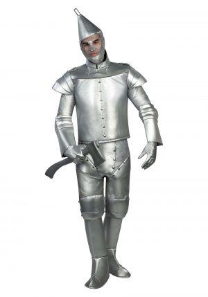 Fantasia de Mágico de Oz Homem de Lata – Wizard of Oz Tin Man Costume