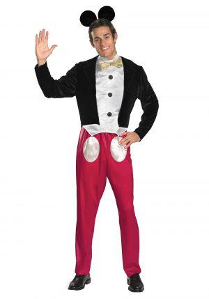 Fantasia de Mickey Mouse para Adultos -Mickey Mouse Adult Costume