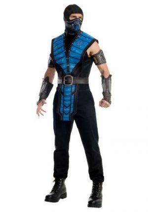 Fantasia de Mortal Kombat Sub-Zero – Mortal Kombat X Sub-Zero Costume