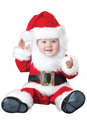 Fantasia de Papai Noel para bebe – Santa Baby Costume