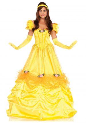 Fantasia de Princesa Bela – Bell of the Ball Women's Costume