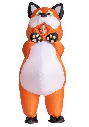 Fantasia de Raposa inflável para adultos – Inflatable Fox Costume for Adults