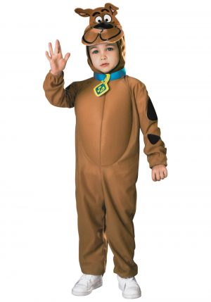 Fantasia de Scooby Doo infantil – Kids Scooby Doo Costume