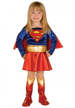 Fantasia de Supergirl – DC Comics Toddler Girls Supergirl Costume