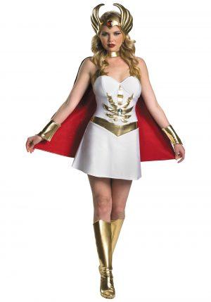 Fantasia de She Ra – Adult She Ra Costume