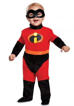 Fantasia de bebê Disney  OS INCRIVEIS 2 – Disney Incredibles 2 Classic Baby Costume