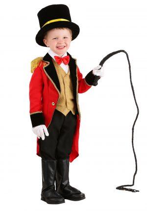 Fantasia de domador de circo para crianças -Toddler Ringmaster Costume