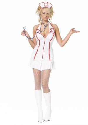 Fantasia de enfermeira sexy -Sexy Nurse Costume