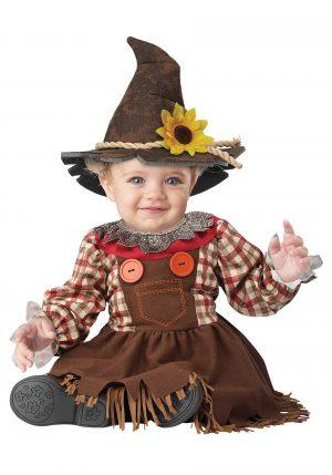 Fantasia de espantalho para bebê – Infant Sunny Scarecrow Costume