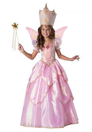 Fantasia de fada madrinha de menina – Girl's Fairy Godmother Costume