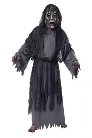 Fantasia de fantasma infantil – Kids Ghoul In The Graveyard Costume
