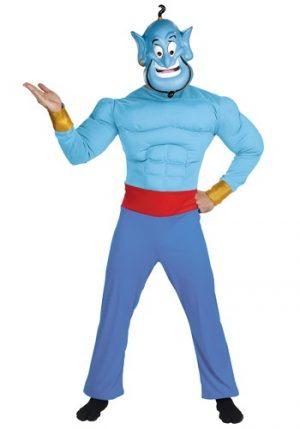 Fantasia de gênio masculino – Men's Genie Costume