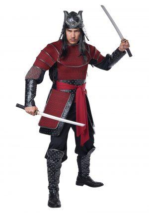 Fantasia de guerreiro samurai – Men's Samurai Warrior Costume