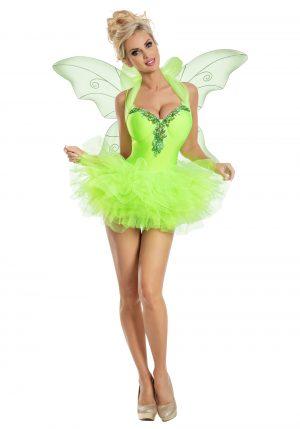 Fantasia de mulher Sexy Tinker Bell – Sexy Tink Women's Costume