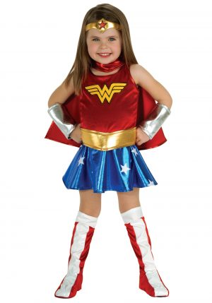 Fantasia de mulher maravilha para criança – Wonder Woman Toddler Costume