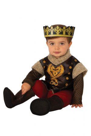Fantasia de príncipe medieval infantil – Infant / Toddler Medieval Prince Costume