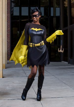 Fantasia feminina DC Deluxe Batgirl – DC Deluxe Batgirl Women's Costume