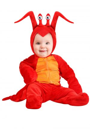 Fantasia infantil de lagosta – Infant Rock Lobster Costume