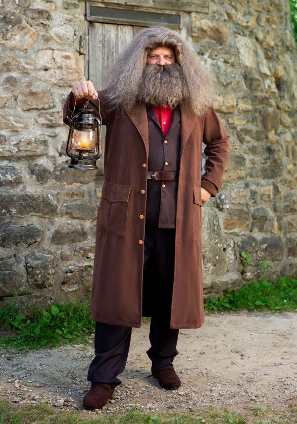 Fantasia masculina de Harry Potter Hagrid Deluxe- Men's Harry Potter Hagrid Deluxe Costume