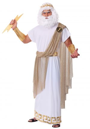 Fantasia masculina de Zeus – Men's Zeus Costume
