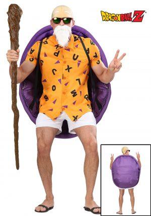 Fantasia plus size Dragon Ball Z Master Roshi – Men's Plus Size Dragon Ball Z Master Roshi Costume