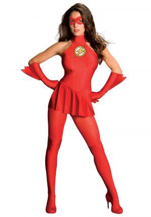 Fantasia sexy de flash feminina – Sexy Flash Costume
