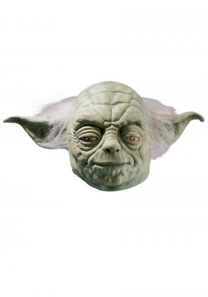 Máscara Deluxe Yoda Latex – Deluxe Yoda Latex Mask