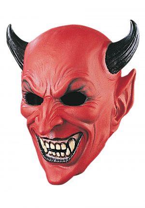 Máscara Demonio Deluxe – Deluxe Devil Mask