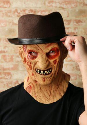Máscara Freddy Krueger Latex – Freddy Krueger Latex Mask
