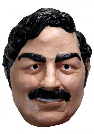 Máscara Pablo Escobar – Pablo Escobar Mask