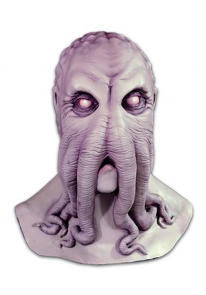 Máscara de Lovecraft Cthulhu  – Death Studios Lovecraft Cthulhu Mask