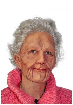Máscara de mulher idosa – Old Woman Mask