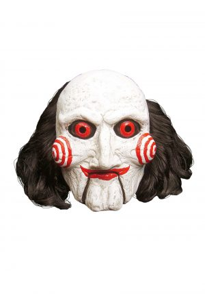 Mascara jogos mortais – Saw Movie Billy Mask
