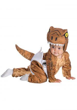 Fantasia de T-Rex de nascimento de Jurassic World 2 para bebês – Jurassic World 2 Hatching T-Rex Costume for Infants