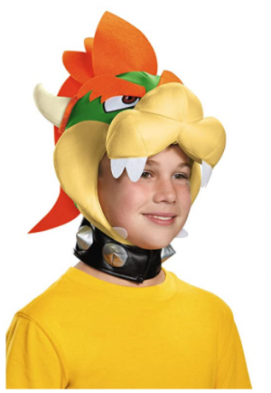 Chapéu infantil Bowser – Children's Bowser Hat
